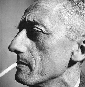 Irving Penn - Jacques-Yves Cousteau, France - Gravure