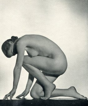 Bird, Walter - Beauty Herself (nude)