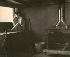 Bullock, Wynn - Nude In Cabin
