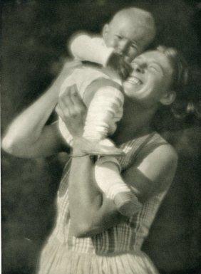 Kuhn, Heinrich - Mutter Und Kind
