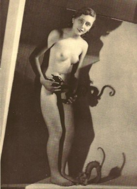 Ronay, D - French Woman (nude)