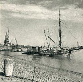 Schall, Roger - Bordeaux, Le Port