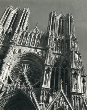 Schall, Roger - Reims, La Cathedrale