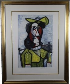 Pablo Picasso (spanish 1881-1973)