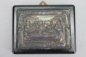 .950 Russian Silver Icon