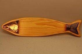 Cedar Salmon Board