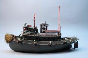 1979 Revell New Haven Tug Boat Model
