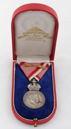 Military Merit Medal Signum Laudis