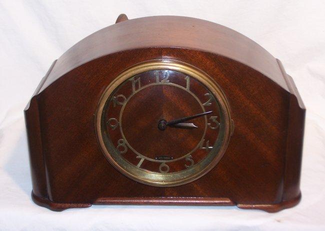 Vintage Art Deco Seth Thomas Westminster Chiming Mantle