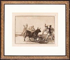 Francisco Goya (spanish, 1746-1828)