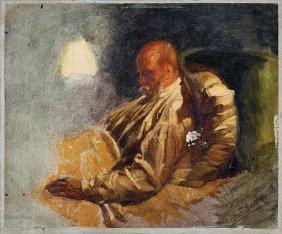 Franz Xaver Simm (austrian, 1853-1918)