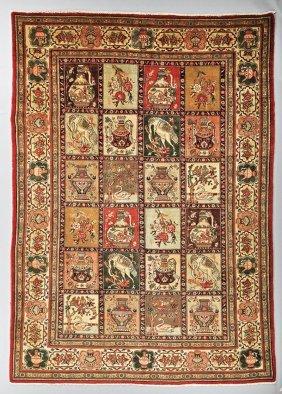 Persian Tabriz Carpet