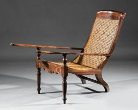 West Indies Rosewood Planter's Chair