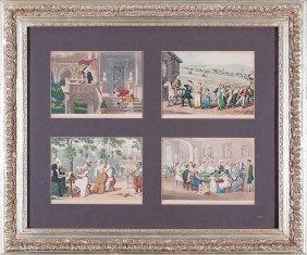After Thomas Rowlandson (british, 1756-1827)