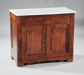 American Rosewood Washstand