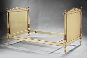 Empire-style Painted Day Bed