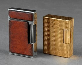 Two Pipe Lighters
