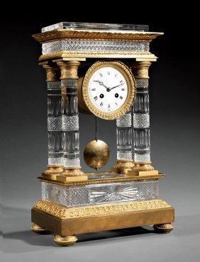 "Mantel Clock, ""vincenti & Cie."""