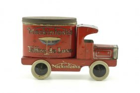 "HUDSON SCOTT & SONS ""MACKINTOSH"" TOFFEE TIN"