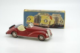 BOXED DISTLER OPEN ROADSTER