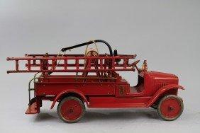 BUDDY 'L' FIRE TRUCK