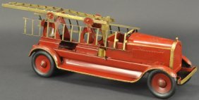 Turner Toys Jr. Series Fire Ladder Truck
