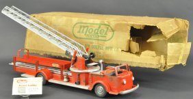 "Doepke ""model Toys"" Ladder Truck"