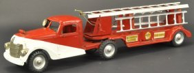 Buddy 'l' Extension Ladder Fire Truck With Box