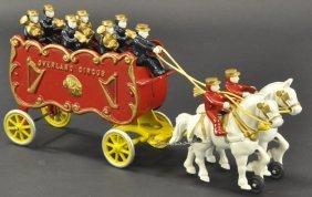 Overland Circus Band Wagon