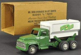 Boxed Buddy 'l' Hydraulic Dumper