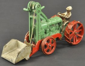 Hubley Fordson Tractor With Scoop