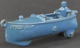 Hubley Speed Boat