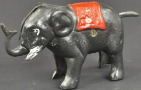Elephant Bank Made In Canada