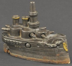 Oregon Battleship Still Bank