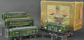 American Flyer No. 4000 Train Set