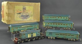"""American Flyer """"presidential"""" Special Set"""
