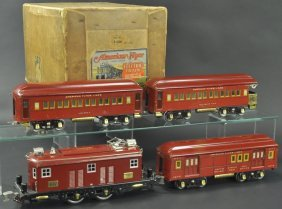 "American Flyer ""empire Express"" Set"