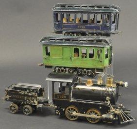 #2220 Voltamp Train Set