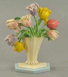Tulips Doorstop