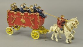 Kenton Circus Wagon