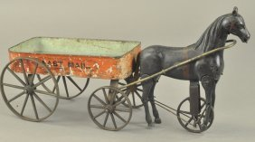 Ives Fast Mail Cart