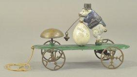 """""""columbus Egg"""" Bell Toy"""