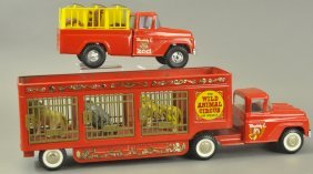 Buddy 'l' Circus & Zoo Truck