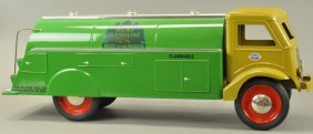 Keystone Contemporary Gasoline Truck Creation