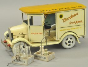 Borden's Milk Delivery Van