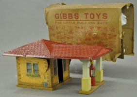 Gibbs Service Station