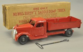 Buddy 'l' Saddledump Truck No. W60