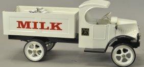 Les Paul Mack Milk Truck
