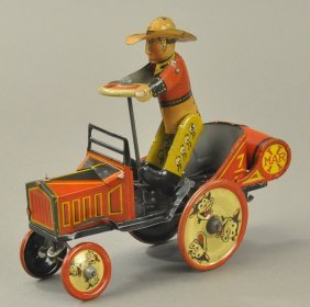 Marx Cowboy Whoopee Car