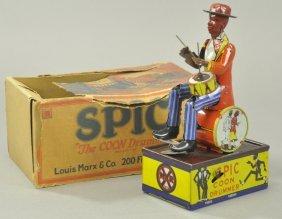 Spic Coon Drummer W/box
